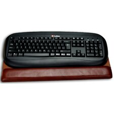 1000 Series Classic Leather Keyboard Pad in Mocha