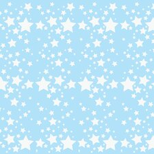 French Bull Starlight Wallpaper in Sky