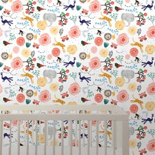 Wee Gallery Jungle Removable Wallpaper