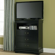 Marianne 3 Drawer Media Chest