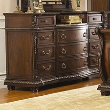 Palace 11 Drawer Dresser