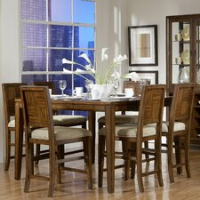Campton 7 Piece Counter Height Dining Set
