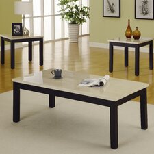 Archstone 3 Piece Coffee Table Set
