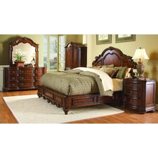 1390 Series Panel Bedroom Collection