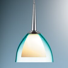 Rainbow I 1 Light Monopoint Pendant