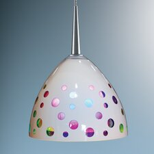 Rainbow II 1 Light Monopoint Mini Pendant