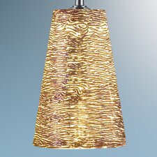 Bling II 1 Light Monopoint Pendant with Canopy