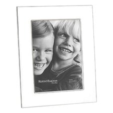 Wide Border Pewter Picture Frame