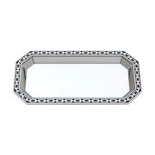Silver Link Catch All Tray