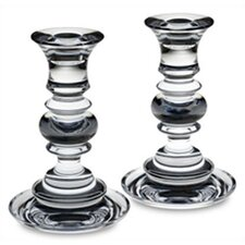 Crystal Weston Candlesticks (Set of 2)