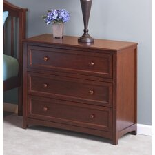 School House 3-Drawer Chest