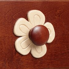 Flower Knob Backer (Set of 4)