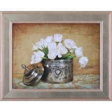 Vintage Tulips II Wall Art