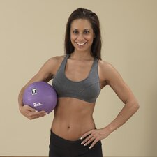 Medicine Balls in Purple