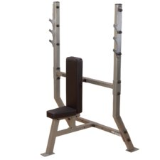 Pro Club Shoulder Press Olympic Bench