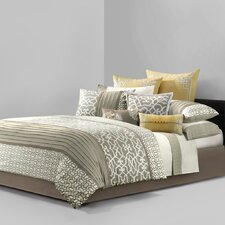 Fretwork Duvet Cover Collection