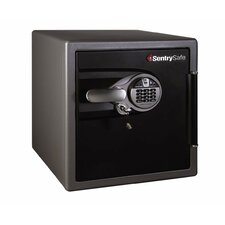 1 Hr Fireproof Biometric Lock Security Safe