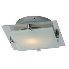 Piccolo Square Semi Flush Mount