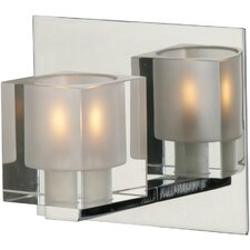Blocs 1 Light Bathroom Vanity Light