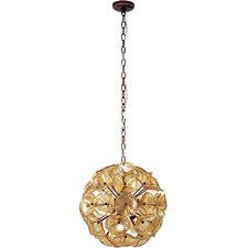 Cassini 12 Light Globe Pendant