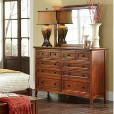 Westlake 10 Drawer Dresser
