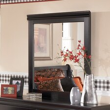 Westbrook Mirror in Black