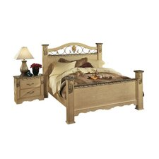 Sanibel Queen/King Poster Bed Posts