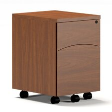 Brighton Mobile 2-Drawer Pedestal File