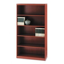 Aberdeen Series Laminate 5-Shelf Bookcase