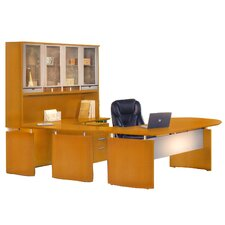 Napoli U-Shape Desk Office Suite