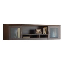 "Aberdeen 19.125"" H x 72"" W Wall Mount Hutch"