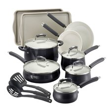 Savannah 17 Piece Cookware Set with Bakeware