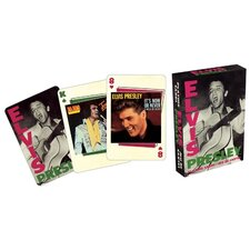 Elvis Presley Covers Playing Cards