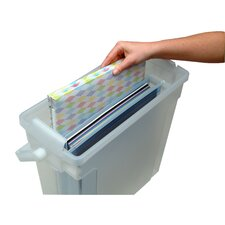 Scrapbook Portable File Box