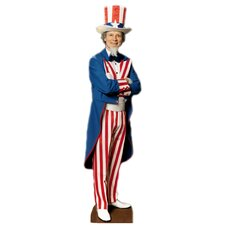 Uncle Sam Life-Size Cardboard Stand-Up