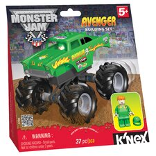 Monster Jam Avenger Building Set