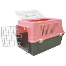 Plastic Small Animal Carrier with Top Opening