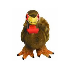 Squeeze Meeze Turkey Dog Toy