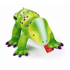Squeeze Meeze Jr. Chameleon Dog Toy