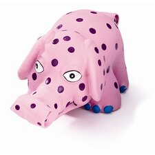 Squeeze Meeze Jr. Elephant Dog Toy