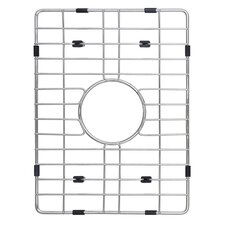 "Stainless Steel 18"" x 18"" Bottom Grid"
