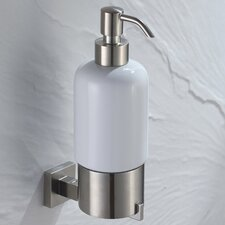 Aura Wall-mounted Ceramic Lotion Dispenser