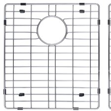"Stainless Steel 15"" x 17"" Bottom Grid"