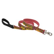 "Flower Patch 1"" Large Dog Leash"