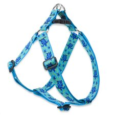 "Turtle Reef 1"" Adjustable Large Dog Step-In Harness"