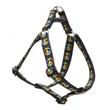 "Woofstock 1"" Adjustable Large Dog Step-In Harness"