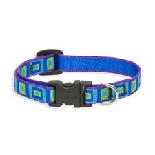 "Sea Glass 1/2"" Adjustable Small Dog Collar"