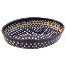 "12"" Oval Baking Pan - Pattern 41A"