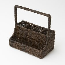 Abaca Flatware Caddy