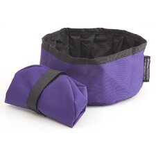Collapsible Dish in Purple